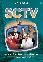 SCTV, Vol. 4 DVD