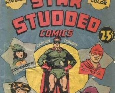 Star Studded Comics #1