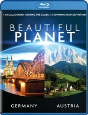 Beautiful Planet: Germany and Austria Blu-Ray
