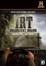 IRT: Deadliest Roads Season 2 DVD