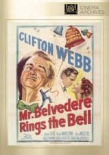 Mr. Belvedere Rings the Bell DVD