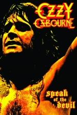Ozzy Osbourne: Speak of the Devil DVD