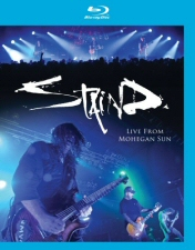 Staind: Live From Mohegan Sun Blu-Ray