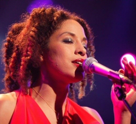 Martina Topley-Bird at Montreux