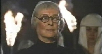Bette Davis in The Dark Secret of Harvest Home