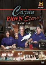 Cajun Pawn Stars Season 1 DVD