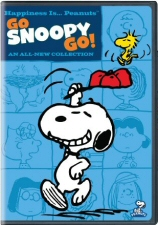 Go Snoopy Go!: Happiness Is Peanuts DVD