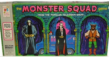 Monster Squad Game