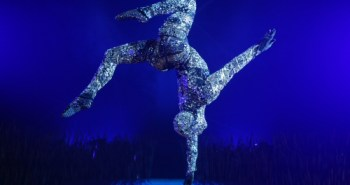 The Crystal Man from Cirque du Soleil: Totem