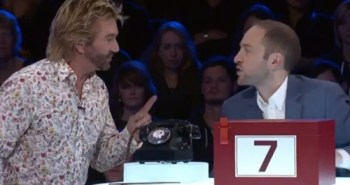 Noel Edmonds vs. Derren Brown on Deal or No Deal