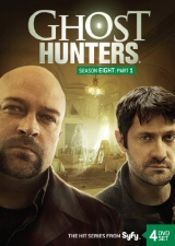 Ghost Hunters Season 8, Part 1 DVD