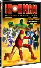 Iron Man Armored Adventures: Season 2, Vol. 4 DVD