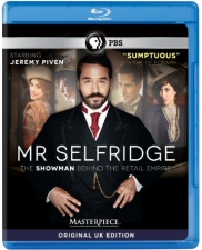 Mr Selfridge PBS Blu-Ray