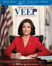 Veep: The Complete First Season Blu-Ray