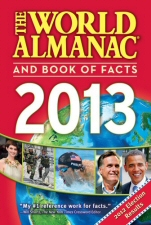World Almanac 2013