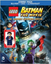 Lego Batman: The Movie Blu-Ray