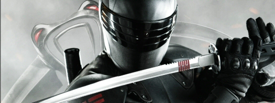 Snake Eyes G.I. Joe Retaliation 3D