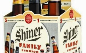 Shiner Family Reunion Beer Variety Pack