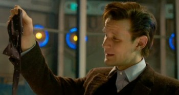 Doctor Who: Matt Smith goodbye to the bowtie