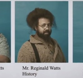 Reggie Watts: Teach: Science