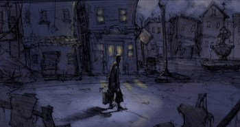 Shadow Over Innsmouth by Jason Newhouse