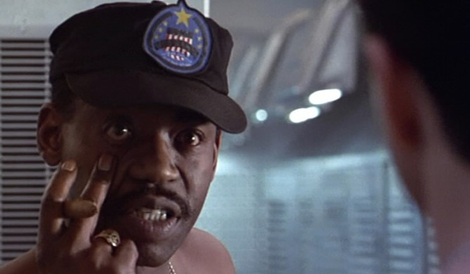 Al Matthews as Apone from Aliens
