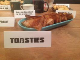 Toasties