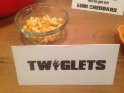 The aforementioned Twiglets
