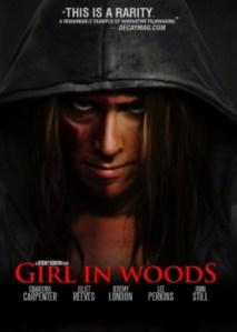 Girl In Woods DVD