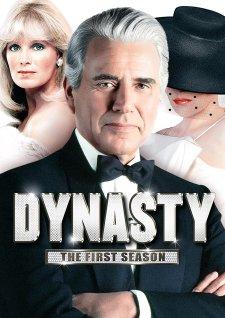 Dynasty First Season DVD
