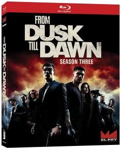 From Dusk Til Dawn Season Three Blu-ray