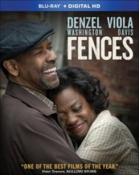Fences Blu-ray