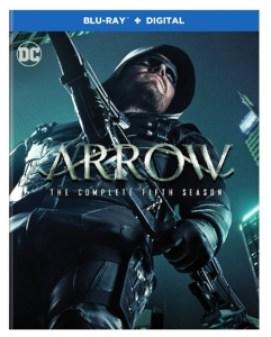 Arrow Season Four Blu-ray