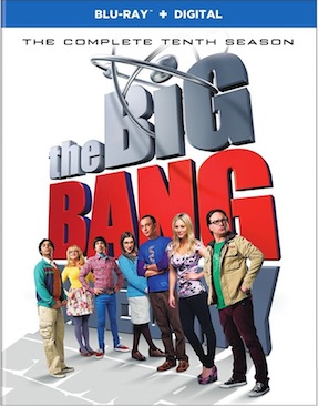Big Bang Theory Season 10 Blu-Ray