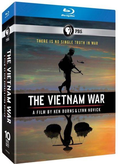 Vietnam War Ken Burns Blu-Ray