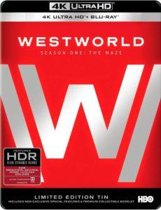 Westworld Season One 4K