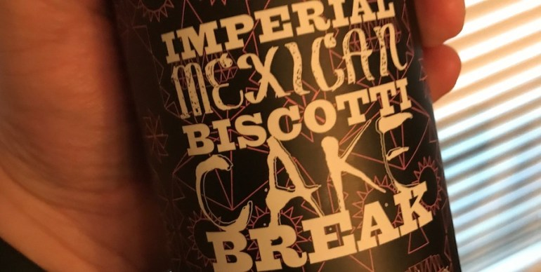 Evil Twin Westbrook Imperial Mexican Biscotti Cake Break