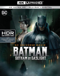 Batman Gotham by Gaslight 4K