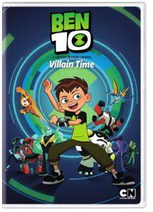 Ben 10 Villain Time