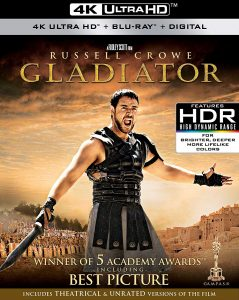 Gladiator 4K