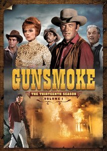 Gunsmoke Thirteenth Season Volume One