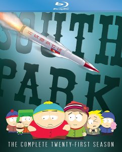 South Park Complete Twenty-First Season