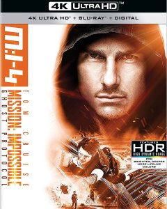 Mission Impossible Ghost Protocol 4K