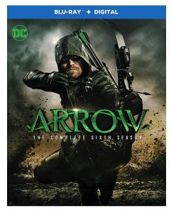 Arrow Complete Sixth Season