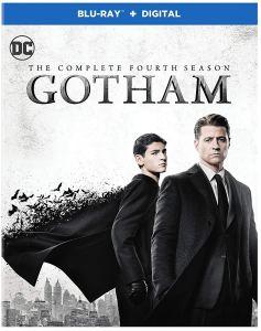 Gotham the Complete Fourth Season