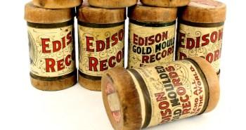 Wax cylinders
