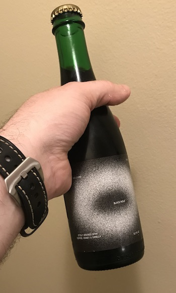 Black Hole stout by Mikkeller
