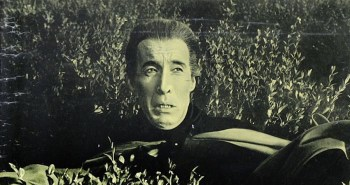Christopher Lee in My Uncle is a Vampire