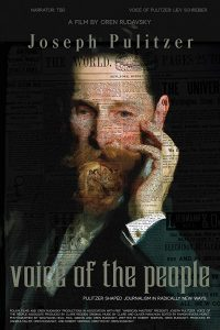 Joseph Pulitzer Voice of the People
