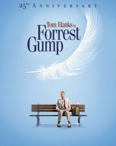 Forrest Gump 25th Anniversary Blu-ray